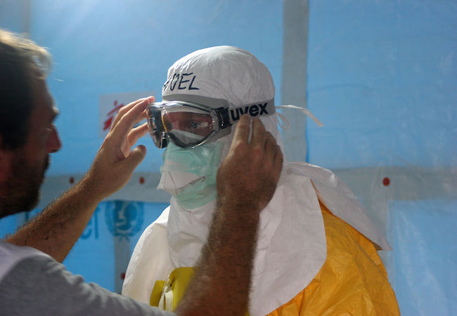 Photo of WHO reiterates continued support to defeat Ebola