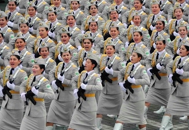 Photo of Turkmenistan calls up military reservists