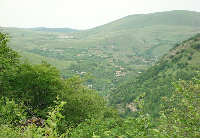 Photo of New casualties are reported in Nagorno Karabakh