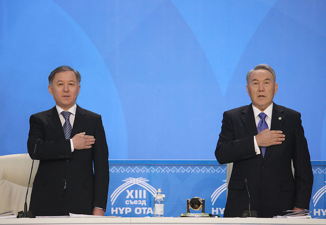 Photo of New run in Kazakhstan?