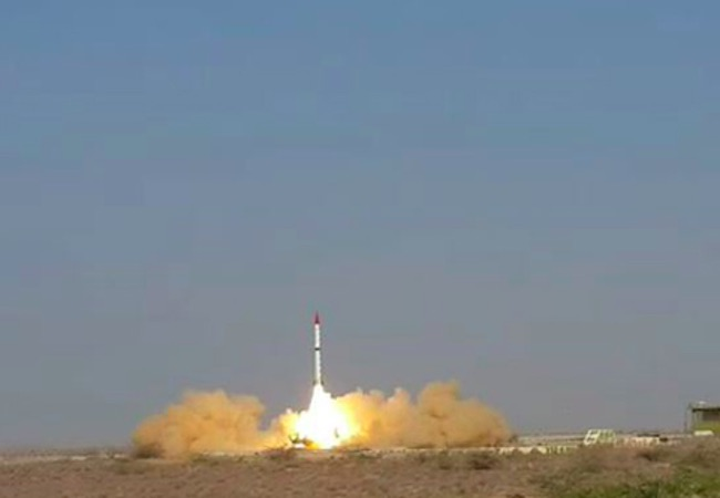 Pakistan tests Shaheen-III missile (Photo: Courtesy of WikiCommons)