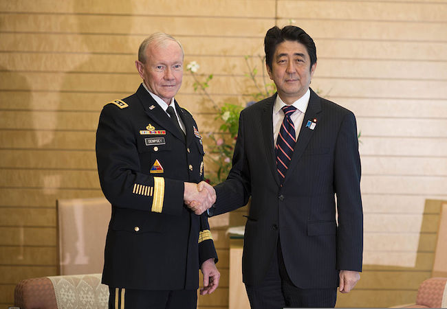 Photo of Abe government mulls dispatching SDF troops on EU missions