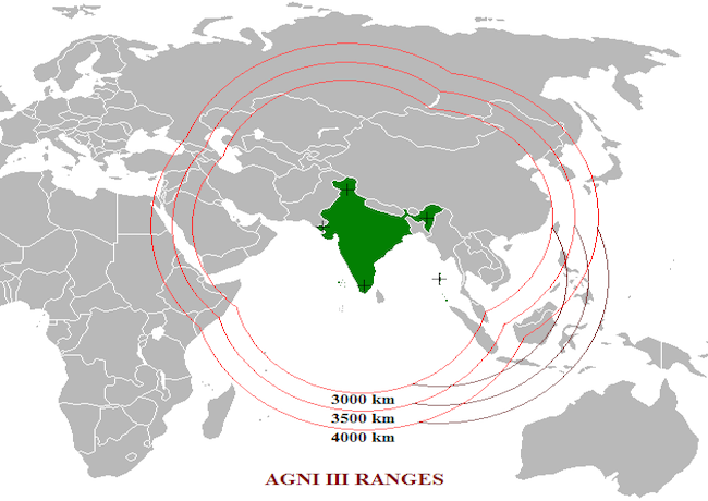 Photo of Ballistic missile competition in South Asia