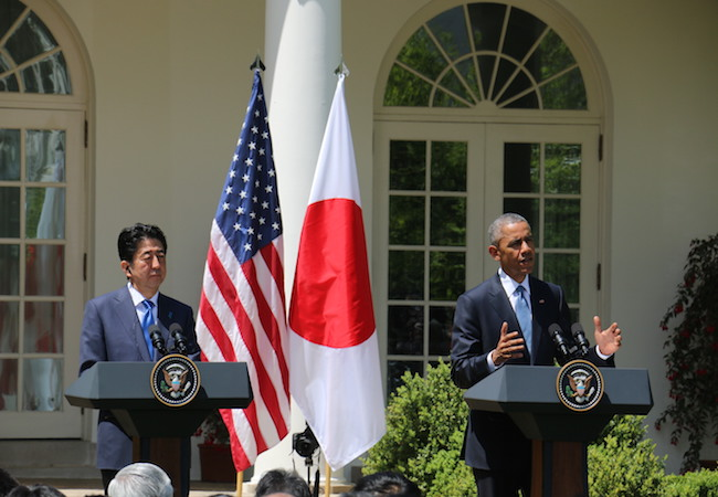 Photo of U.S.-Japan cooperation for a more prosperous and stable world