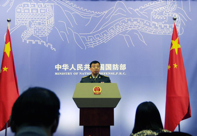 Photo of China warns U.S.-Japan defense guidelines against undermining 3rd party interests
