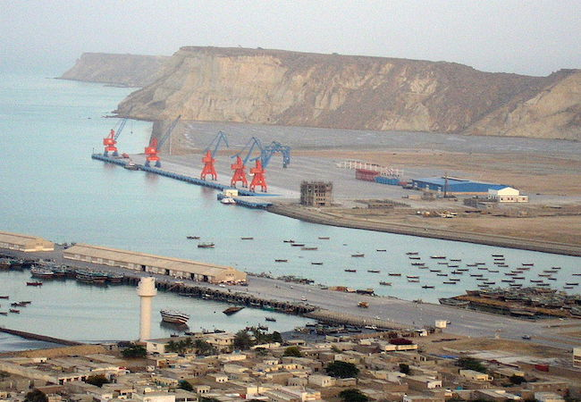 Photo of Port of Gwadar and geopolitics of great powers