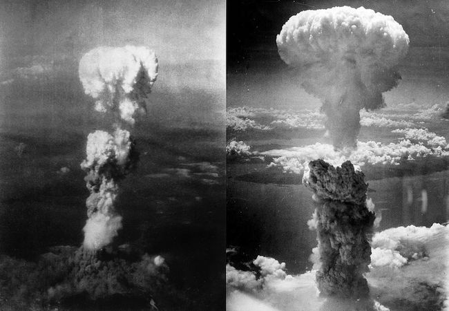 Photo of Hiroshima marks 72 years since America's nuclear attack