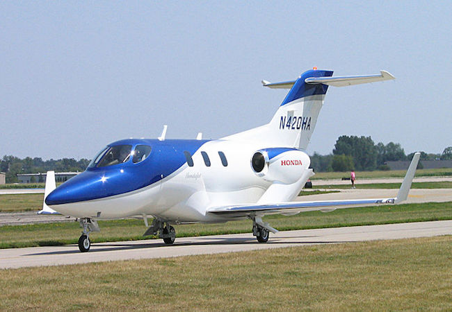 Photo of HondaJet to debut in Japan this month