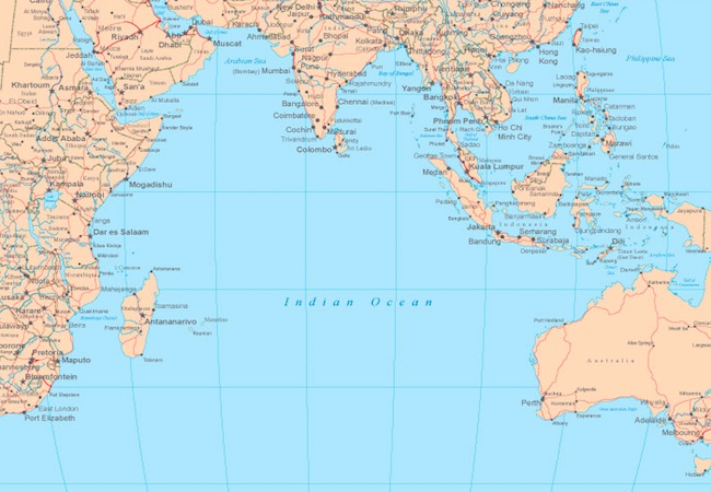 Photo of Indian Ocean: The bed of future conflicts