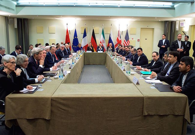 Photo of The Iran & P5+1 nuclear diplomacy