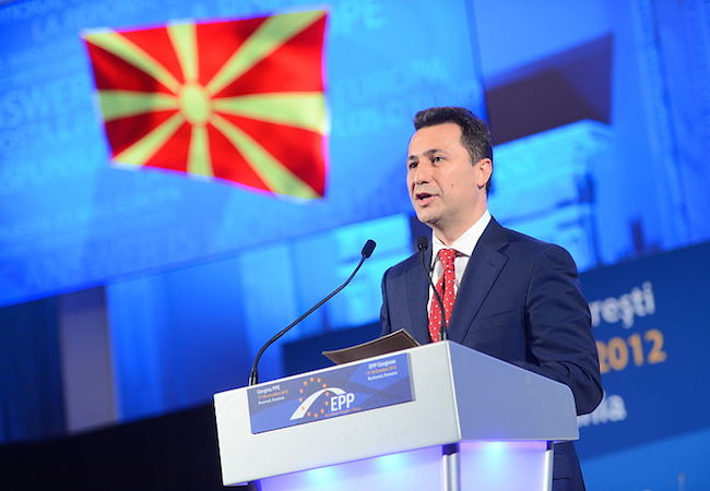 Photo of Macedonia PM 'agreed amnesty for war crimes suspects'
