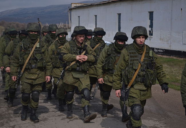 Photo of Russian annexation of Crimea is final
