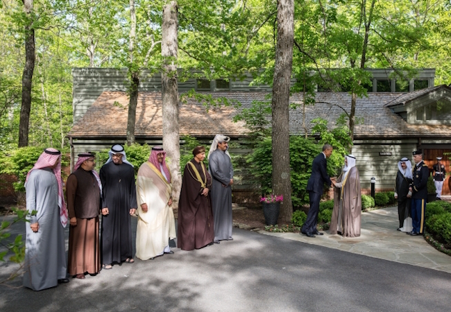 Photo of Annex to U.S.-Gulf Cooperation Council Camp David Joint Statement
