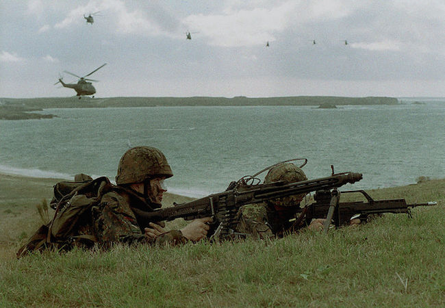 Photo of Germany will deploy rotating infantry troops to Estonia in 2016