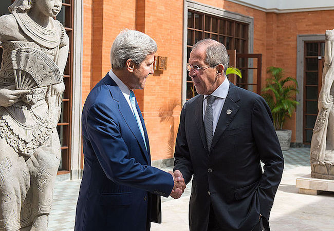 Photo of Lavrov says U.S. sanctions to undermine bilateral cooperation
