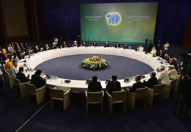 Photo of Congress of Leaders of World and Traditional Religions: Astana, centre of the dialogue of civilizations