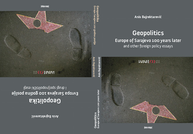 Photo of Media-clip: At the occasion of a book launch Geopolitics – Europe of Sarajevo 100 years later