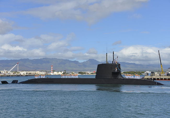 Photo of Australia-Japan convergence of interests: stealth submarines and the South China Sea