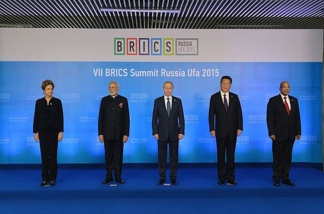 "Photo of The post-dollar summit in Ufa: ""The Silk World Order"""