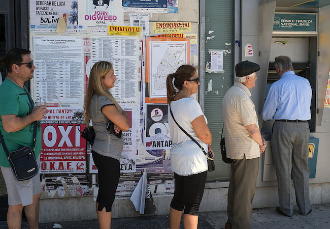 Photo of Greeks say 'NO' to an open laboratory for violation of human rights