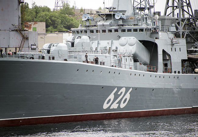 Photo of Russia-Ukraine tensions: on sea as on land