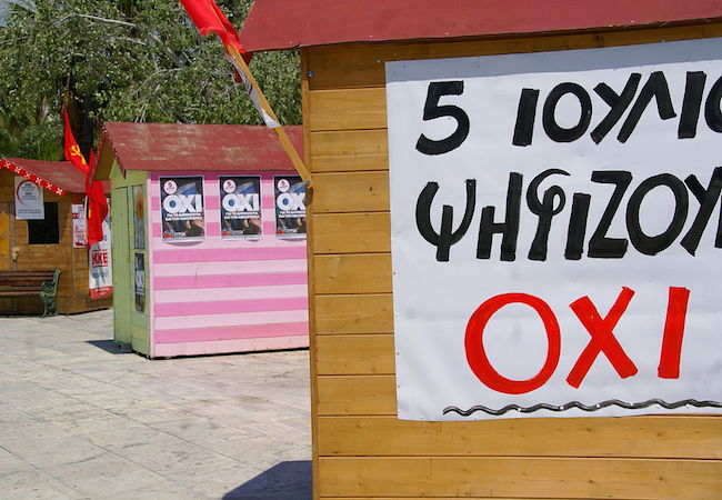 Photo of Choices after the Greferendum