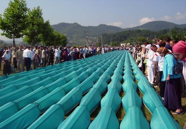 Photo of Statement by President Obama on the 20th anniversary of Srebrenica Genocide