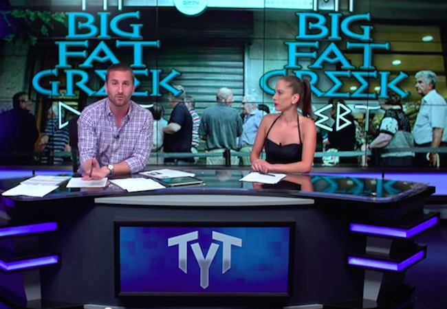 Photo of The Young Turks: American banks are also 'at fault' in Greece