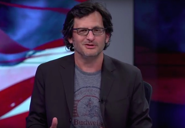 """Photo of Cenk Uygur: """"Canada is what America could be, if we had cleaner elections."""""""