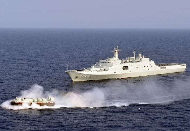 Photo of China ready to gulp in South China Sea