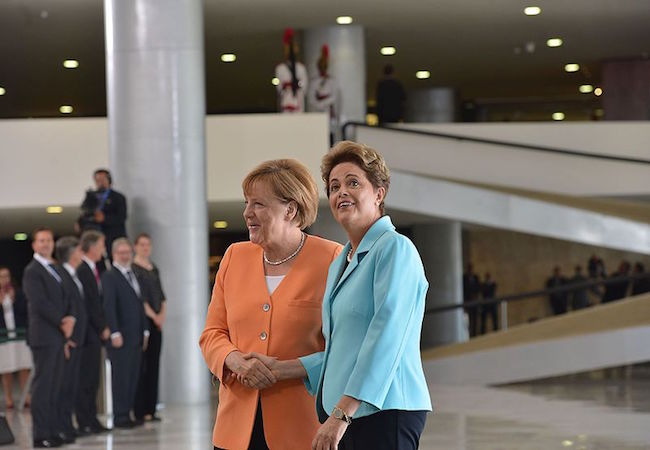 Photo of Merkel calls for a free trade accord between the European Union and Mercosur