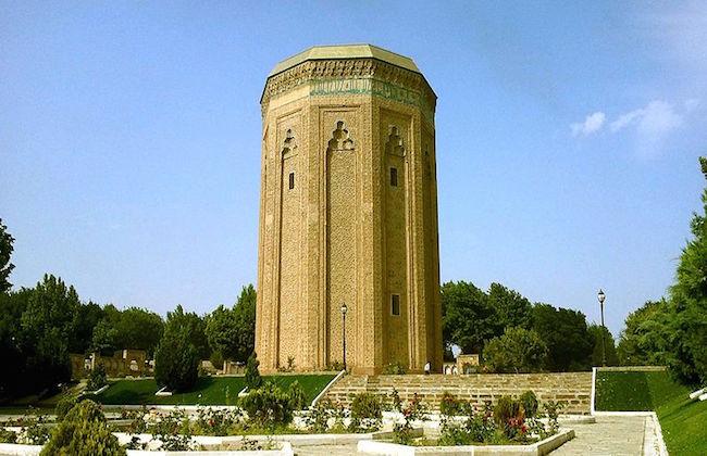 Photo of Ancient Nakhchivan City, at the heart of Momuna Khatun Tomb