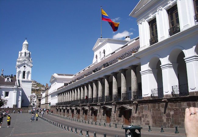 Photo of The Republic of Ecuador: a comprehensive strategy 