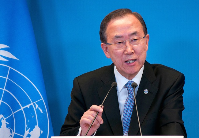 Photo of UN chief to convene meeting on refugees given current refugee crisis in Europe