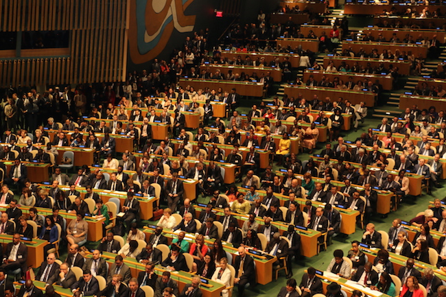 Photo of Kashmir issue at the 74th UNGA and the nuclear discourse