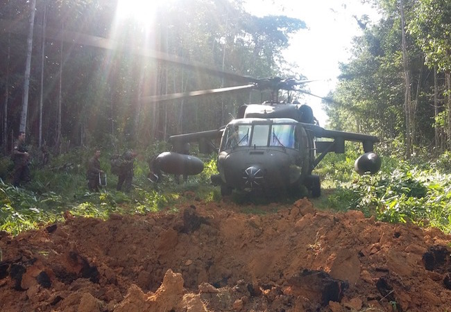 Photo of Operation Curare VI: Brazilian armed forces fight crime in northern border region