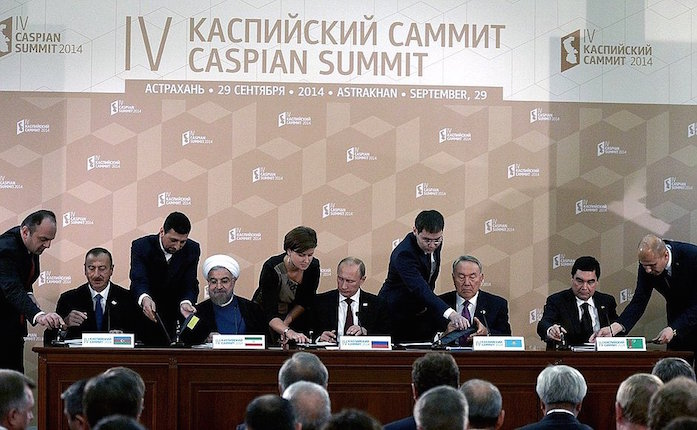 Photo of Blowback diplomacy: How the US was locked out of the Caspian