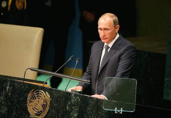 Photo of Putin's possible Libyan pivot
