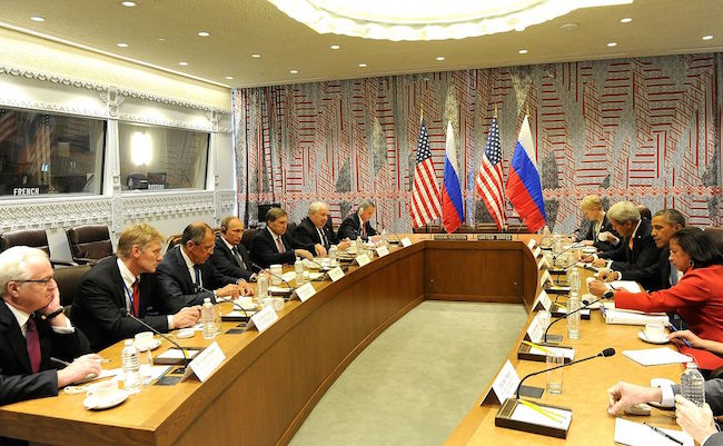 "Photo of USA, Russia in talks over ""safe zone"" in Syria"