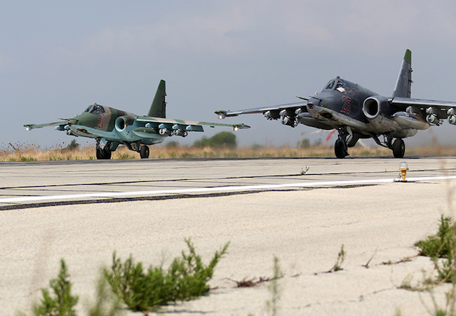 Photo of An entanglement of enemies: What Russia's presence in Syria truly reveals