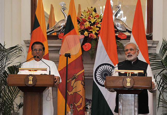 Photo of India and Sri-Lanka: New epoch of bilateral relations