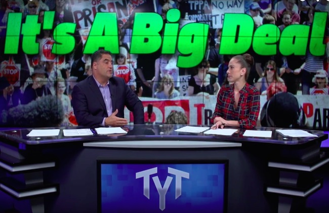 Photo of The Young Turks: TPP deal still lacks transparency!