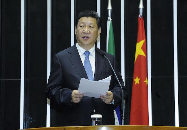 Photo of Xi Jinping's future China