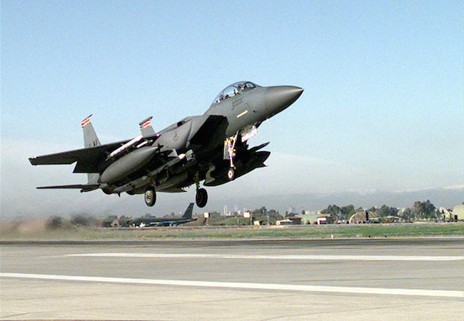 Photo of Deploying F-15s to Incirlik: Why now?