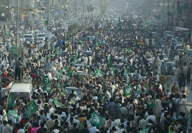 Photo of So it's PMLN's turn…!