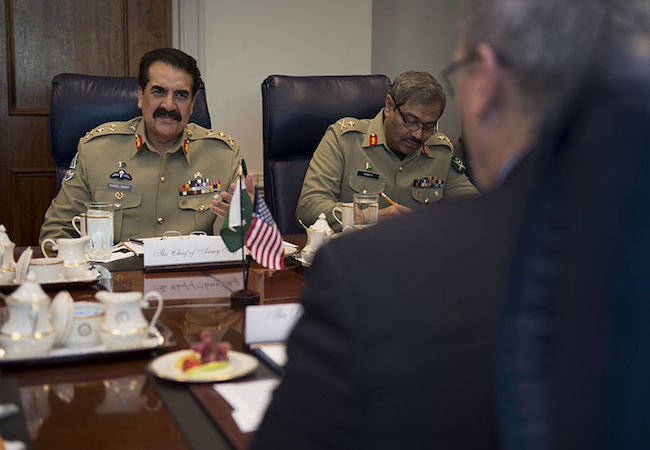 Photo of Strategic importance of COAS upcoming visit to US