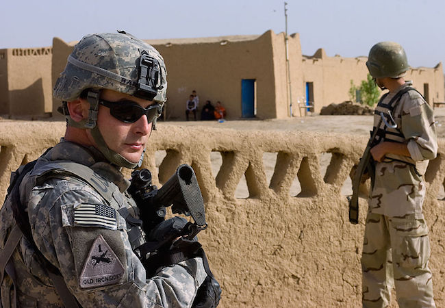 Photo of America now solves problems with troops, not diplomats