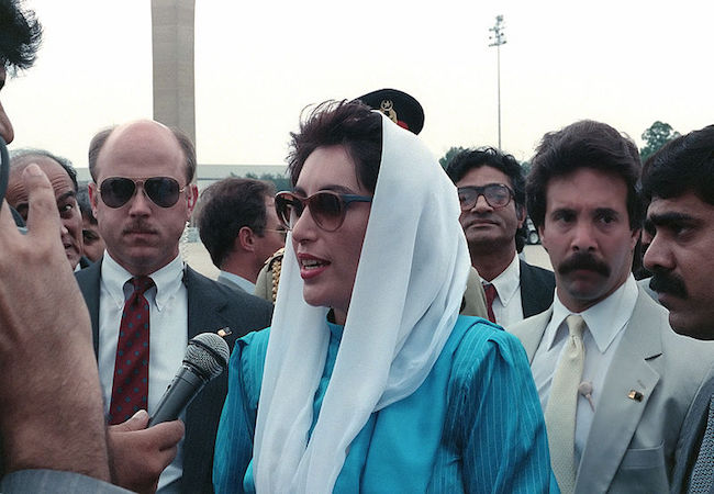 Photo of Benazir Bhutto's murder: still a puzzle