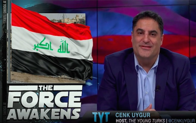 Photo of Cenk Uygur declares ISIS is in trouble: Ramadi is taken back by Iraqi forces from ISIS control