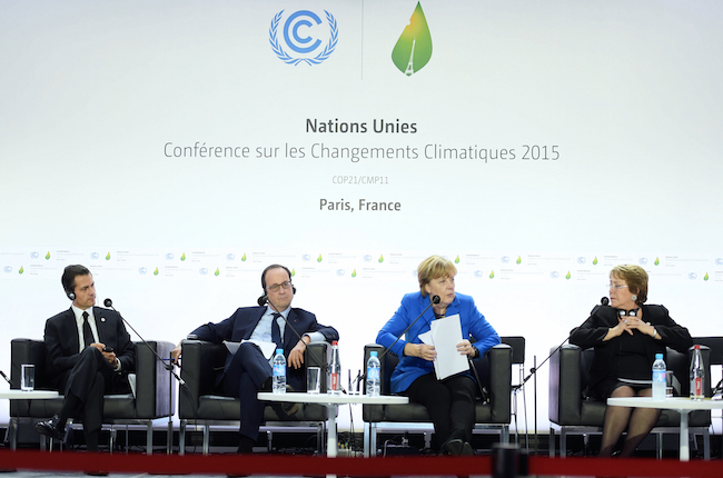 Photo of Ecological Globalistan: From Paris COP 21, of nearly everything